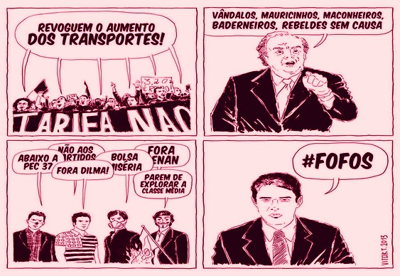 Rede Globo sequestro MPL