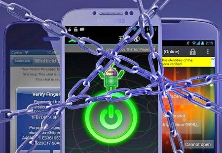 Programa de mensagens blindado contra a NSA