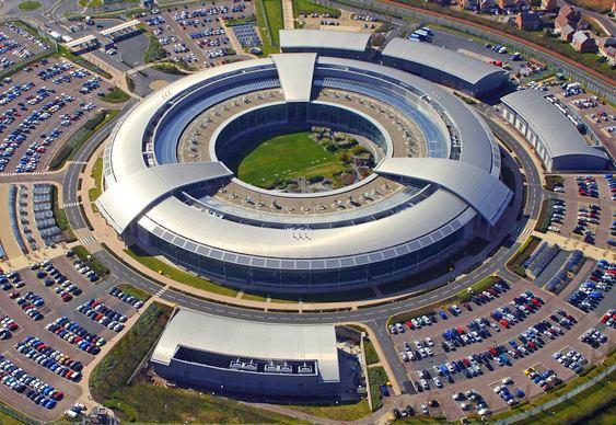 Centro de espionagem inglesa