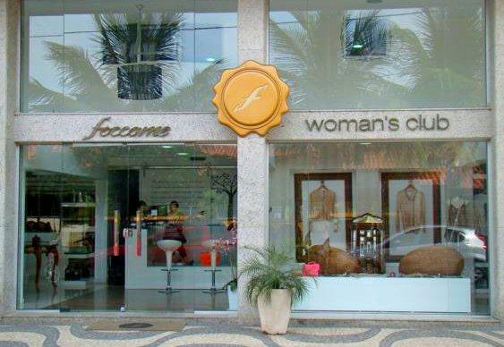 Fachada loja Foccame
