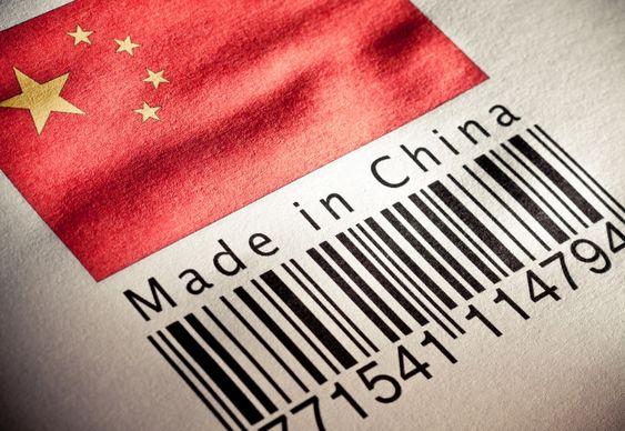 Importações da China
