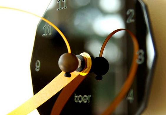 Relógio de Parede Design