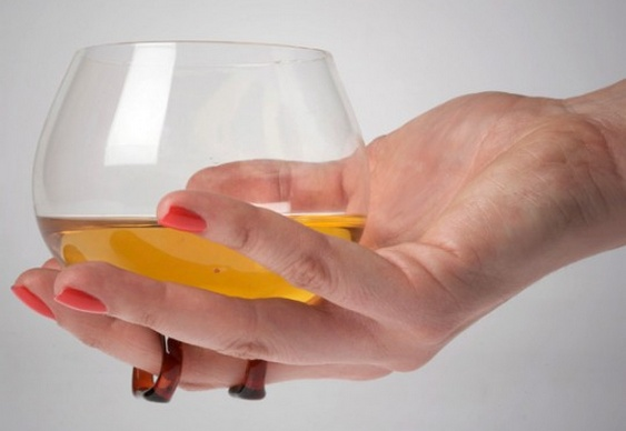 Anel para bebidas