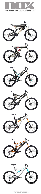 Bicicletas Enduro