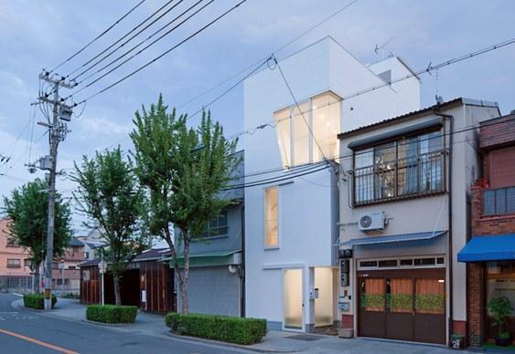 Projeto residencial para terreno pequeno