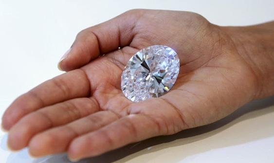 Diamante 118 quilates