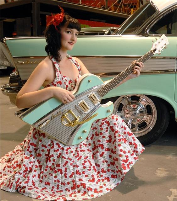 Guitarra Chevy Bel-Air