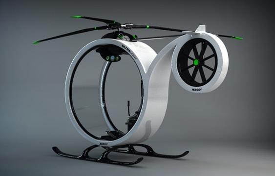Helicóptero Individual