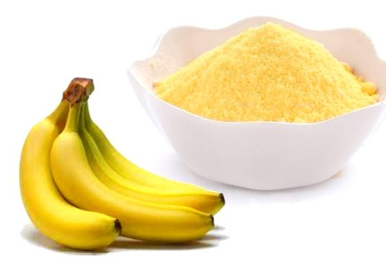 Banana purifica a água