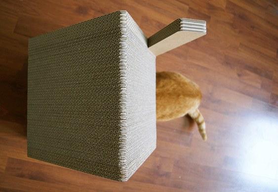 Casa para gatos