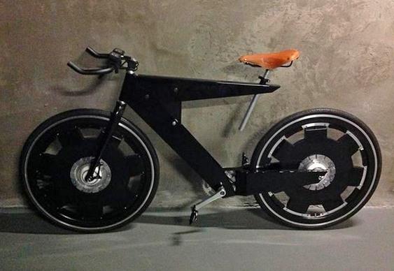 eBike com tração nas duas rodas