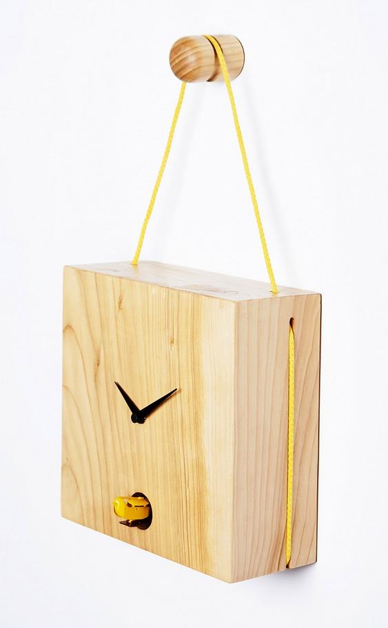 Relógio cuco design moderno