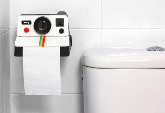 Câmera de fotos Polaroid
