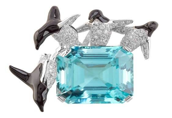 Diamantes Polo Sul