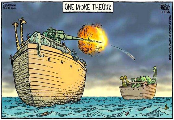 Arca de Noé - Dinossauros