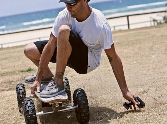 Skate de Praia