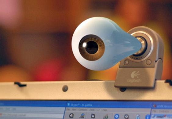 Câmeras de espionagem