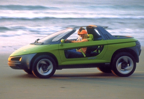 Pontiac Stinger 1989