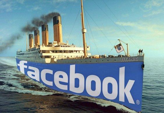 Fim do Facebook