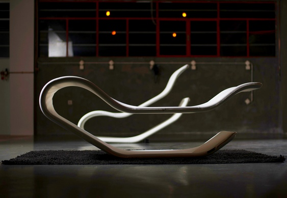 Luana Balominou - Lounge Chair