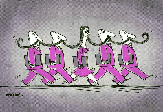 Mulher melhora a política