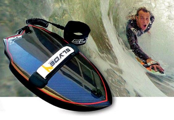 Prancha de bodysurf