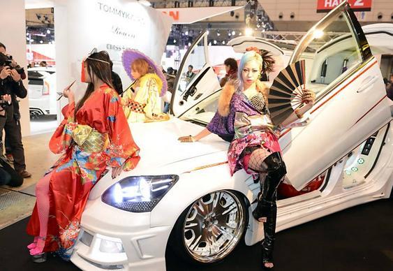 Tokyo Auto Salon Tuning