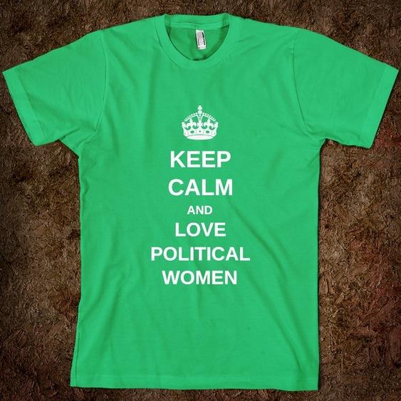 Participação das Mulheres na Politica