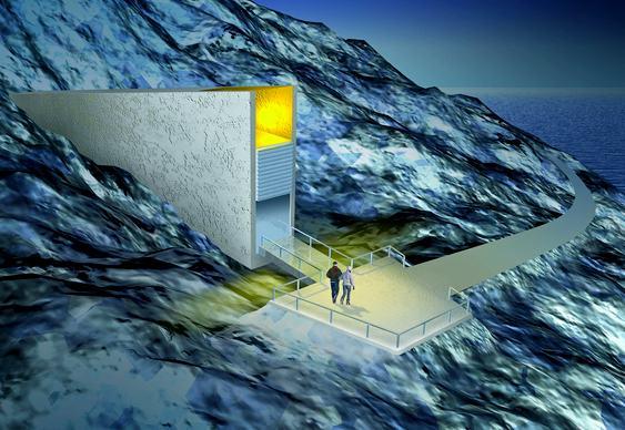 Banco Global de Sementes de Svalbard