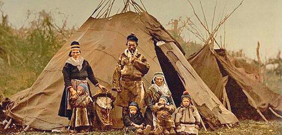 Tribos primitivas