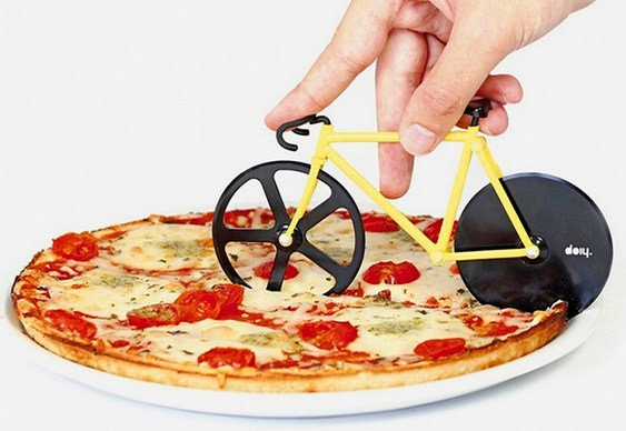 Cortador de pizzas bike