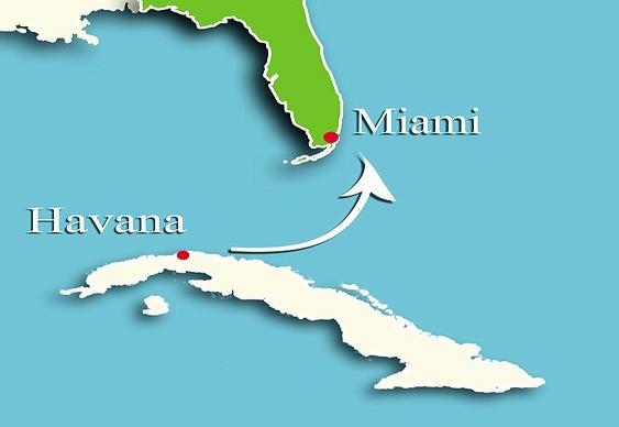 Brasil constrói porto em Cuba
