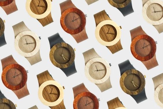 Relógios feitos à mão