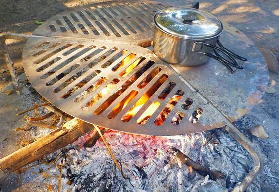 Grelha para churrasco