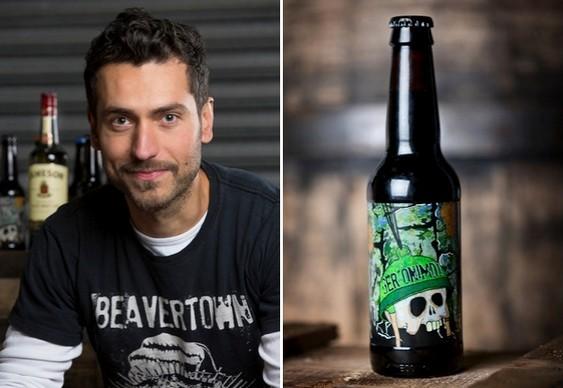 Cerveja do filho de Robert Plant