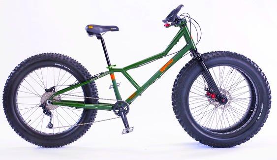 Bicicleta Juggernaut