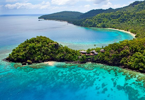 Paraíso na Oceania