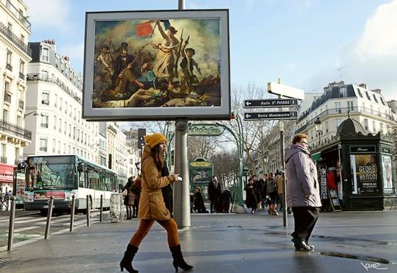 Menos poluição visual nas cidades