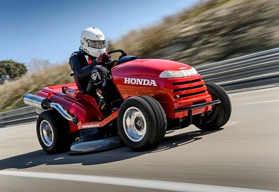 Honda no Livro dos Recordes