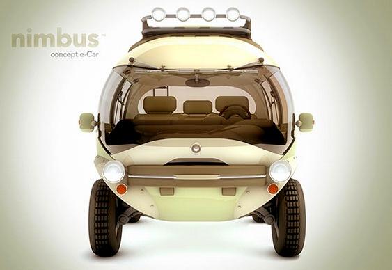 NIMBUS - brazilian concept car
