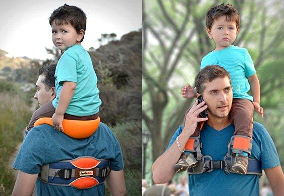 Equipamento de segurança infantil