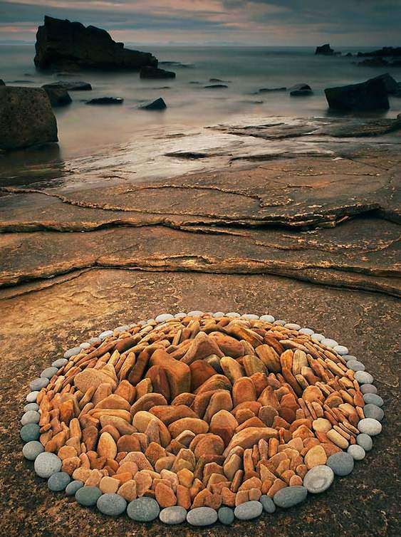 Mosaicos de pedras