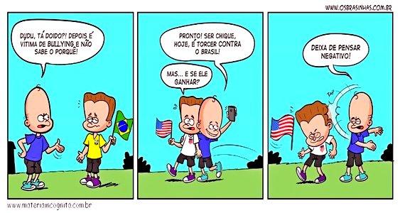 Globo contra a Copa