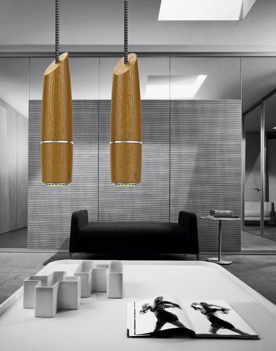 Luminárias pendentes de teto