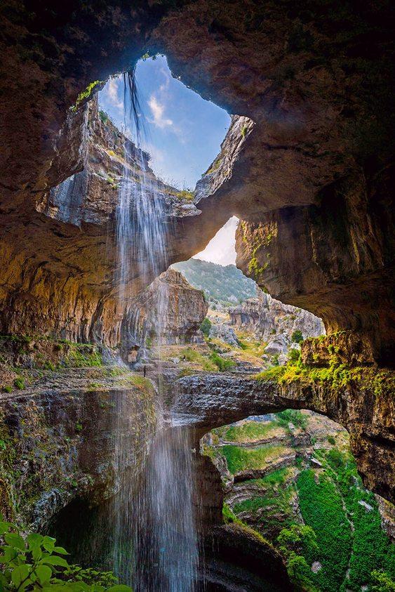 Cachoeira Baatara Gorge