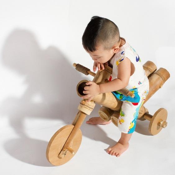 Brinquedo natural