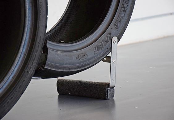 Brinquedo infantil com reciclagem de pneus