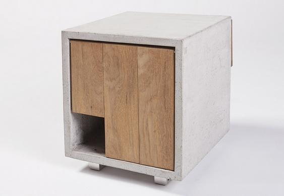 Casinha de cimento para gatos