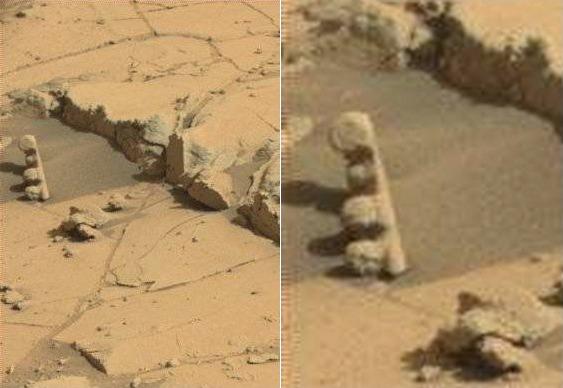 Anomalias marcianas