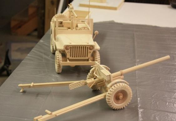 Jeep Willys MB da Segunda Guerra Mundial